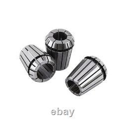 10X6Pcs ER32 Spring Collet Set For CNC Workholding Engraving Machine