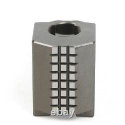10'' Hard Lathe Chuck Jaw Set 20CrMnTi 3pcs for CNC Kitagawa B-210 USA STOCK