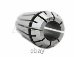 10 Pcs 4-5mm ER16 Collet Set x 0.0005'', #1625-0045x10