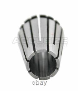 10 Pcs 8-9mm ER16 Collet Set x 0.0005'', #1625-0089x10