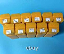 11Pcs Precision R8 Collet Set 3mm 20mm Assortment Kit Drawbar Thread M12 C1