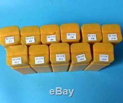 11Pcs Precision R8 Collet Set NEW 3mm-20mm Kit Drawbar Thread 7/16-20 TPISN-T