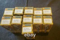 11 pcs. R8 collet set