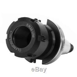 12pcs ER32 Spring Collets Set 3-19mm + R8-ER32 Collet Chuck Morse Taper Holder