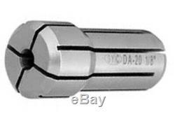 14 Pcs. Techniks 3/64 to 1/4 x 64ths DA 300 Precision CNC Collet Set