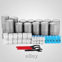 15Pcs Precision ER32 Collet 3-20mm Chuck Set Tool Spanner For Milling