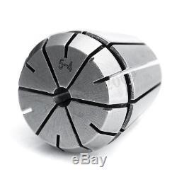 19Pcs ER32 Precision Spring Collet Set Milling Lathe CNC Chuck Bit Holder Tool