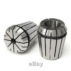 19Pcs ER32 Spring Collets Set 2-20mm ER32 Collet For CNC Engraving Machine