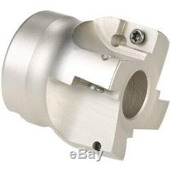 1Set MT4 FMB22 + 400R Right Angle Shoulder Face Mill Cutter 50mm + 10Pcs APMT160