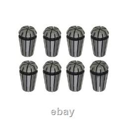 20X(8Pcs Sp Collet Set for CNC Engraving Milling Lathe Tool 1.0mm-8.0mm A1A2)