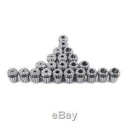 22Pcs ER32 Spring Collet Sets All Sizes CNC Milling Machine Lathe Tools Kit-2KIT