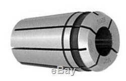 22 Pcs. Techniks 1/8 to 3/4 x 32nds TG 75 Precision CNC Collet Set
