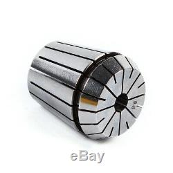 24pcs ER40 Precision Spring Collet Set 326mm for CNC Engraving Spindle Motor US