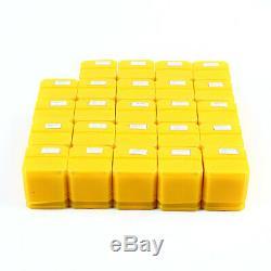 24pcs ER40 Spring Collet Set 3-26mm For CNC Milling Lathe Tool US Stock