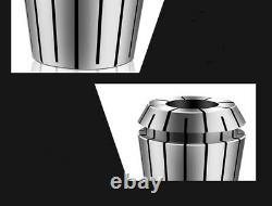 25Pcs ER32 Collet Set For CNC Milling Lathe Tool Engraving Machine