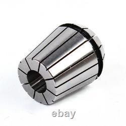 29 Pcs ER40 Precision Spring Collet Set For CNC Milling Lathe Engraving Machine