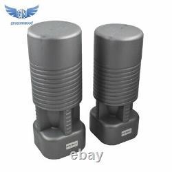2Pcs CAT50-ER32 COLLET CHUCK 6 gage length Tool Holder Set
