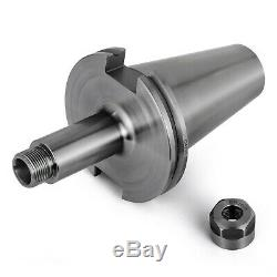 2 Pcs CAT50 ER16 Collet Chucks Tool Set wProj. 4 Hot Milling Cheap Set Easy