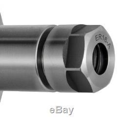 2pcs/Set CAT50-ER16-100 Collet Chucks For Milling Machine CNC Chuck 4 length