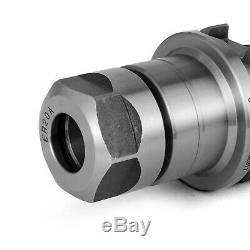 4Pcs BT30-ER20 COLLET CHUCK W. 2.76/70mm GAGE LENGTH Tool Holder Pop Set CNC
