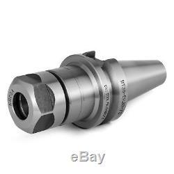 4Pcs BT30-ER20 COLLET CHUCK W. 2.76/70mm GAGE LENGTH Tool Holder Set Fast Cover