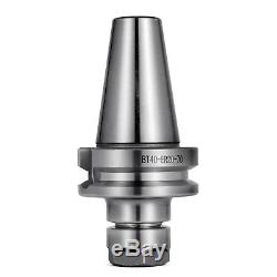 4Pcs BT40 ER20 COLLET CHUCK W. 2.75 GAGE LENGTH Tool Holder Set Top Cover Pop