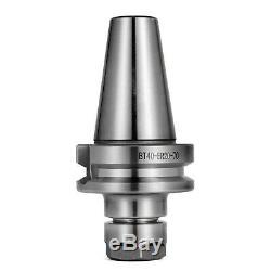 4Pcs BT40 ER20 COLLET CHUCK W. 2.75 GAGE LENGTH Tool Holder Set Top Set Local