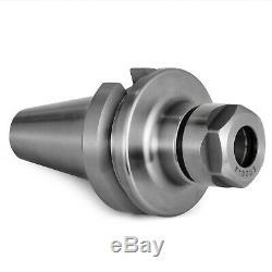 4Pcs BT40 ER20 Collet Chuck W. 2.75 Gage Length Tool Holder Set Top High Milling