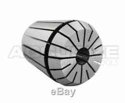 4 mm to 26mm by 1mm ER-40 Collet 23 Pcs/Set in Fitted Strong Alu Box, #3350-0586
