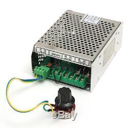 500W Spindle Motor + 110V/220V Speed Governor + 13pcs ER11 Spring Collets Set