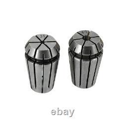 50X10Pcs/Set Ultra Precision ER16 1-10MM Sp Collet Set For CNC Milling Lathe