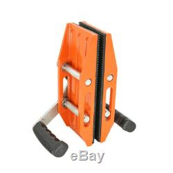 5-45mm Double Handed Hand Carrying Clamp for Stone or Glass, Set of Two Pcs