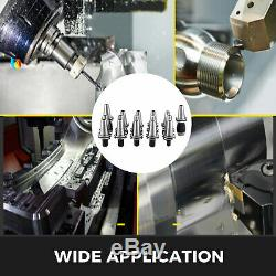 64 Pcs CAT40 ER32 ER16 Tooling Kit for Fadal CNC Milling Chuck Collet Holder Set