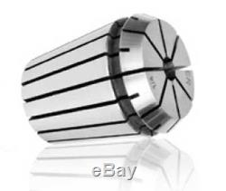 8 Pcs. Talon ER 40 1/8 to 1.0 CNC Ultra Precision Collet Set. 0002 TIR
