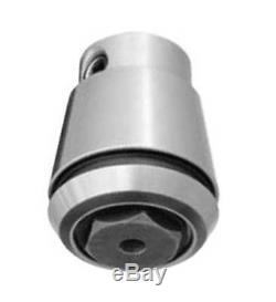 9 Pcs. Techniks FT-125 # 6 to 1/2 CNC ER Floating Tap Collet Set