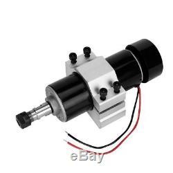 AC110V-220V 500W Spindle Motor + Speed Governor + 13pcs ER11 Spring Collets Set