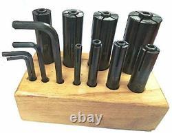 ADI Quality Hand Expanding Arbor Set of 8 Pcs Size Range 1/4 to 1-1/4