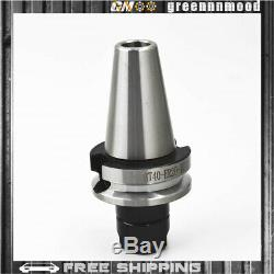 BT40-ER20 Collet Chuck W. 2.75 Gage Length 4 pcs Chucks-Tool Holder Set NEW