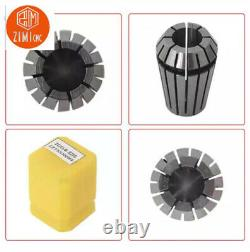 ER11/ER16/ER20/ER25/ER32/ER40 Spring Collet Set For CNC Milling Lathe Machine