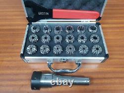ER32 Collet Chuck Set R8 Collet Holder + ER32UM Collet Chuck Key Variation