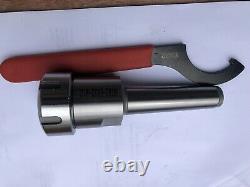 ER32 Spring Collet Set CNC Milling Lathe Engraving 20PCS set 1-20mm + MBT3 ER32