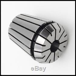 ER40 (15Pcs) Collet Set Metric Size High Precision Spring Clamping Collet