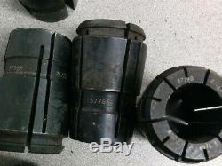 ER50 COLLETS SET 3/8 TO 1-5/16 (12 PCs) FOR MILLING COLLETS TG150 Sam Jones