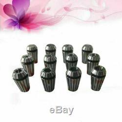 ER-16 12PCS Spring Collet Set 1/32 3/8 CNC Super Precision 3/32 7/32 11/32 NEW