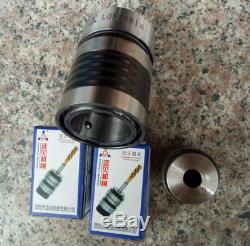 L0620B18-6Pcs (ISO M6-M20) Set B18 Taper Mounted Quick Change Tap Collet Chuck
