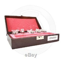 Metaltech Tools, Collet Set, ER16, 8 pcs, Metric, 3 to 10 mm, Standard, 410-9120
