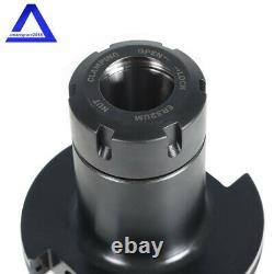 NEW CAT50-ER32 COLLET CHUCK 4 Gage Length Tool Holder Set 2Pcs