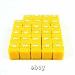 NEW Precision ER40 Collet Set 29PCS Spring Collets Chuck 1/8-1 for CNC Machine