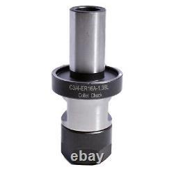 New M12 R8 Er16 Collet Chuck Sest 3pcs 3/4 Er16 1.38 Tts Tool Holder