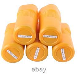 Orangea 5 Pcs Collet Set Cat40 Er32 Collet Chuck For Cnc Engraving Machine Mil